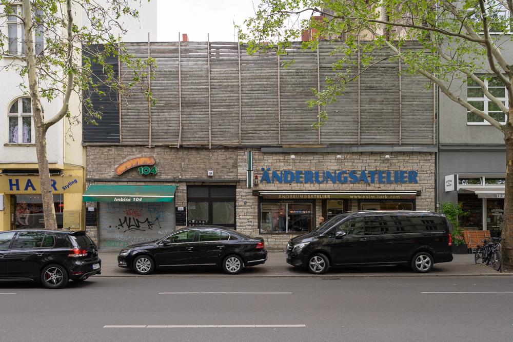 Wilmersdorfer Straße 104, Berlin-Charlottenburg